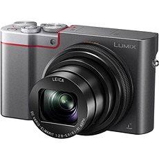 Panasonic LUMIX DMC-TZ100 silber - Digitalkamera