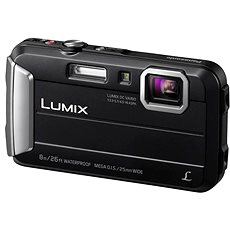 Panasonic LUMIX DMC-FT30 schwarz - Digitalkamera