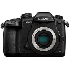 Panasonic LUMIX DMC-GH5 (Body) - Digitalkamera