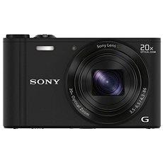 Sony CyberShot DSC-WX350 schwarz - Digitalkamera