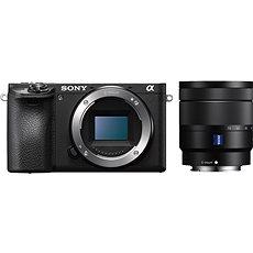 Sony Alpha A6500 + 16-70 mm Objektiv - Digitalkamera