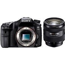 SONY Alpha 77M II + Objektiv 16-50 mm - Digitalkamera