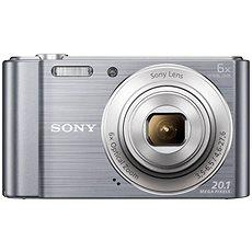 Sony Cybershot DSC-W810 Silber - Digitalkamera