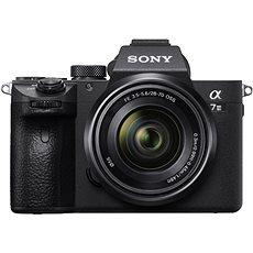Sony Alpha A7 III + FE 28-70mm OSS - Digitalkamera