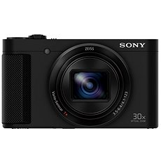 Sony CyberShot DSC-HX80 - Schwarz - Digitalkamera