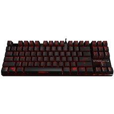 OZONE STRIKE BATTLE Schwarz CZ - Gaming-Tastatur
