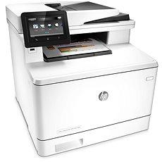 HP Color LaserJet Pro MFP M477fdn JetIntelligence - Laserdrucker