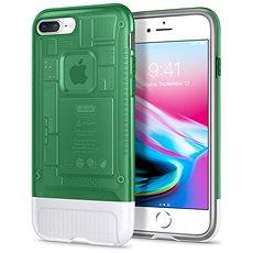 Spinger Classic C1 Sage iPhone 8 Plus / 7 Plus - Silikon-Schutzhülle