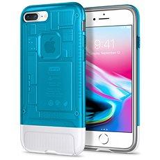 Spinger Classic C1 Blaubeere iPhone 8 Plus / 7 Plus - Silikon-Schutzhülle