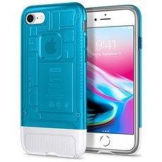 Spigen Classic C1 Blaubeere iPhone 8/7 - Silikon-Schutzhülle
