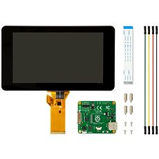 """Raspberry Pi Touch-Display 7"""" - LCD Display"""