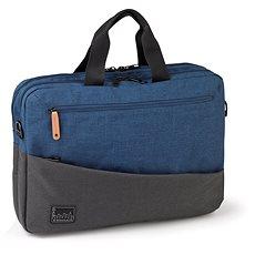 """RONCATO Adventure 4143 15.6 """"schwarz / blau - Laptop-Tasche"""