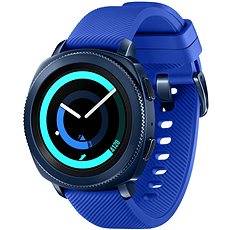 Samsung Gear Sport Blue - Smartwatch