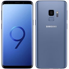 Handy Samsung Galaxy S9 blau - Handy