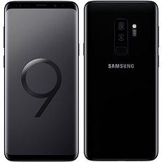 Samsung Galaxy S9+ Duos 256 GB schwarz - Handy