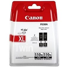 Canon PGI-550 XL BK TWIN Patronen - Tintenpatrone