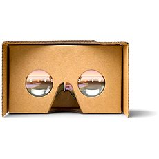 ColorCross CardBoard - VR-Brille