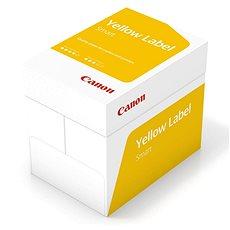 Canon Yellow Label A4 80 g - Papier