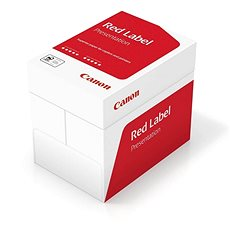 Canon Rotes Etikett A4 80g - Papier
