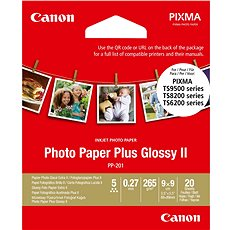 Canon Photo Paper Plus PP-201 - Fotopapier