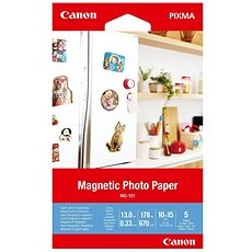 Canon Magnetic Photo Paper MG-101 - Fotopapier
