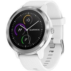 Garmin vívoactive 3 White Silver - Smartwatch