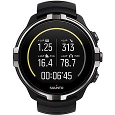Suunto Spartan Sport Wrist HR Baro Stealth - Sportuhr