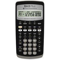 TEXAS Instrument TI BA II PLUS - Taschenrechner