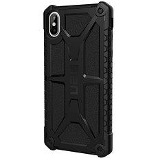 UAG Monarch Case schwarz matt iPhone XS max - Silikon-Schutzhülle