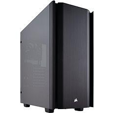 Corsair 500D Premium Obsidian Series Schwarz mit transparenter Seitenwand - PC-Gehäuse