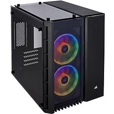 Corsair Crystal Series 280X RGB Tempered Glass Schwarz - PC-Gehäuse
