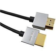 PremiumCord Slim HDMI Verbindungskabel 1.5m - Videokabel