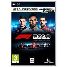 F1 2018 - PC-Spiel
