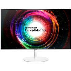 "27"" Samsung C27H711 - LED Monitor"