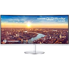 34 Zoll Samsung C34J791 - LED Monitor