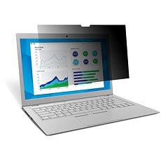 3M Notebook 13,3 '' Widescreen 16: 9, schwarz - Privatfilter