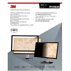 """3M auf LCD 17 """"5: 4, schwarz - Privatfilter"""