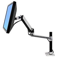 ERGOTRON LX Tischhalterung mit Monitorarm - Tischhalter