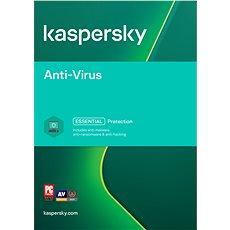 Kaspersky Anti-Virus 2018 Lizenzverlängerung für 1 PC für 24 Monate (elektronische Lizenz) - Elektronische Lizenz