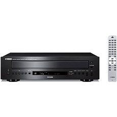YAMAHA CD-C600 Schwarz - CD-Player