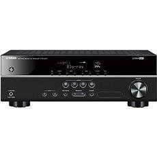 YAMAHA HTR-2071 schwarz - AV receiver