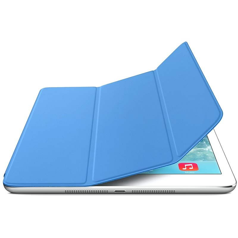 Smart Cover iPad Mini Blau - Schutzhülle