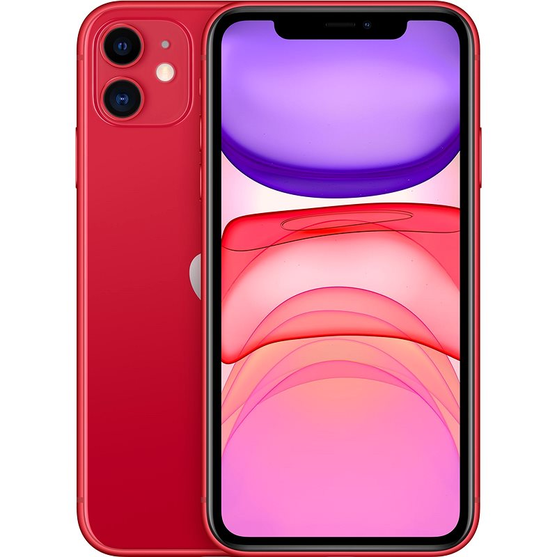 iPhone 11 64GB (PRODUCT)RED - Handy