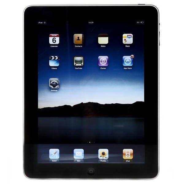 APPLE iPad 16GB Wi-Fi 3G CZ - Tablet