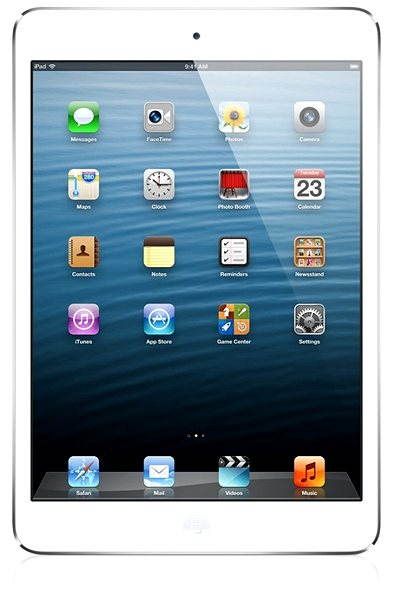 iPad mini 2 with Retina display 32GB WiFi Cellular Silver  - Tablet