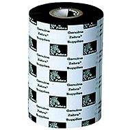 Zebra 2300 Wax 110 mm x 74 m Wachs 12pcs - Band