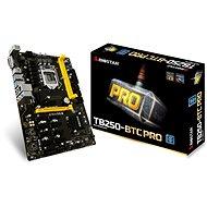 Biostar TB250-BTC PRO - Motherboard