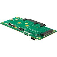 Delock USB 3.1 SATA Konverter - M.2 - Halter