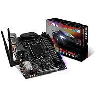 MSI Z270I GAMING PRO CARBON AC - Motherboard