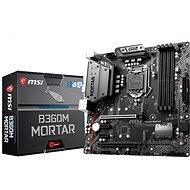 MSI B360M MORTAR - Motherboard